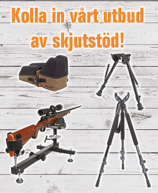 Skjutstöd
