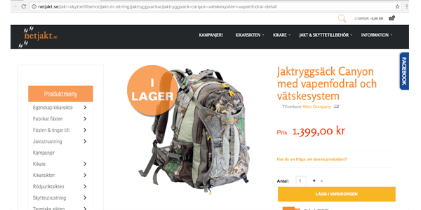 Canyon-Daypack