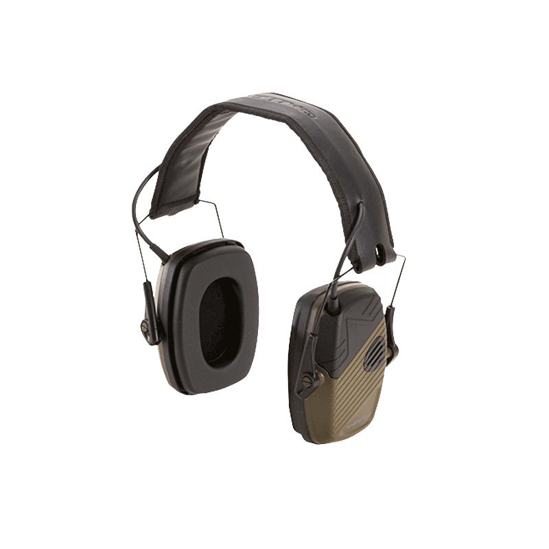 Aktiva hörselskydd jakt