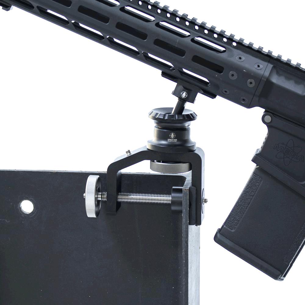 Spartan picatinny adapter