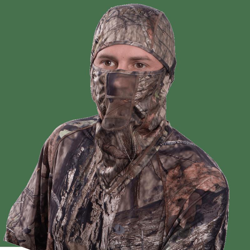 Ansiktsmask jakt