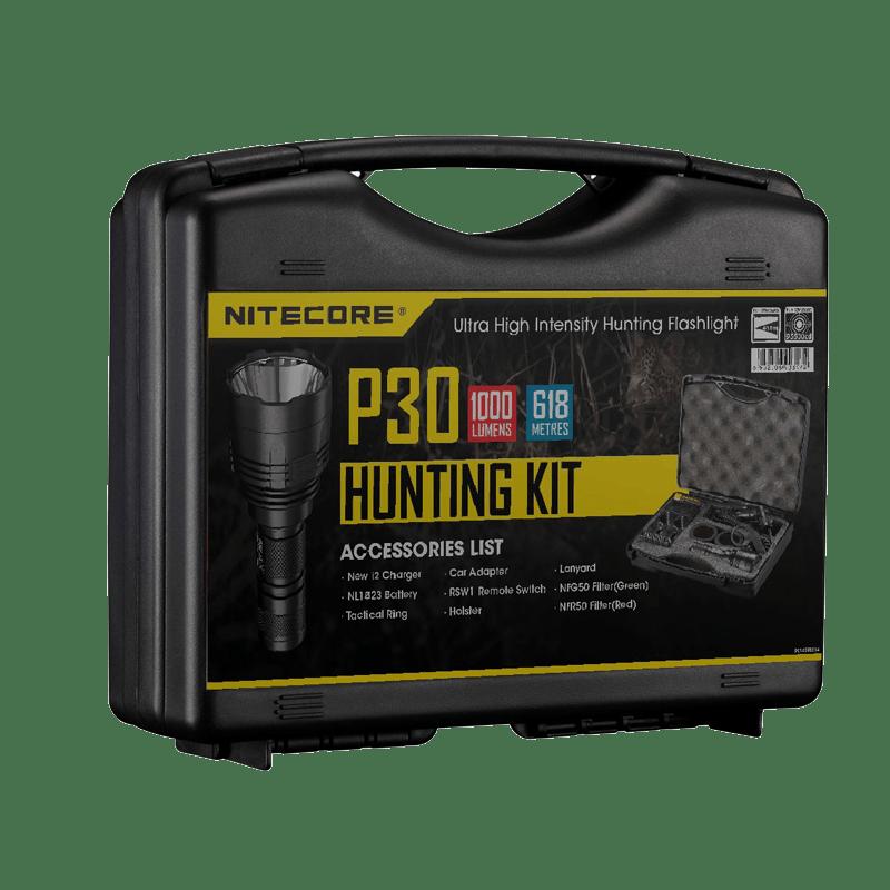 nitecore p30 eftersökspaket
